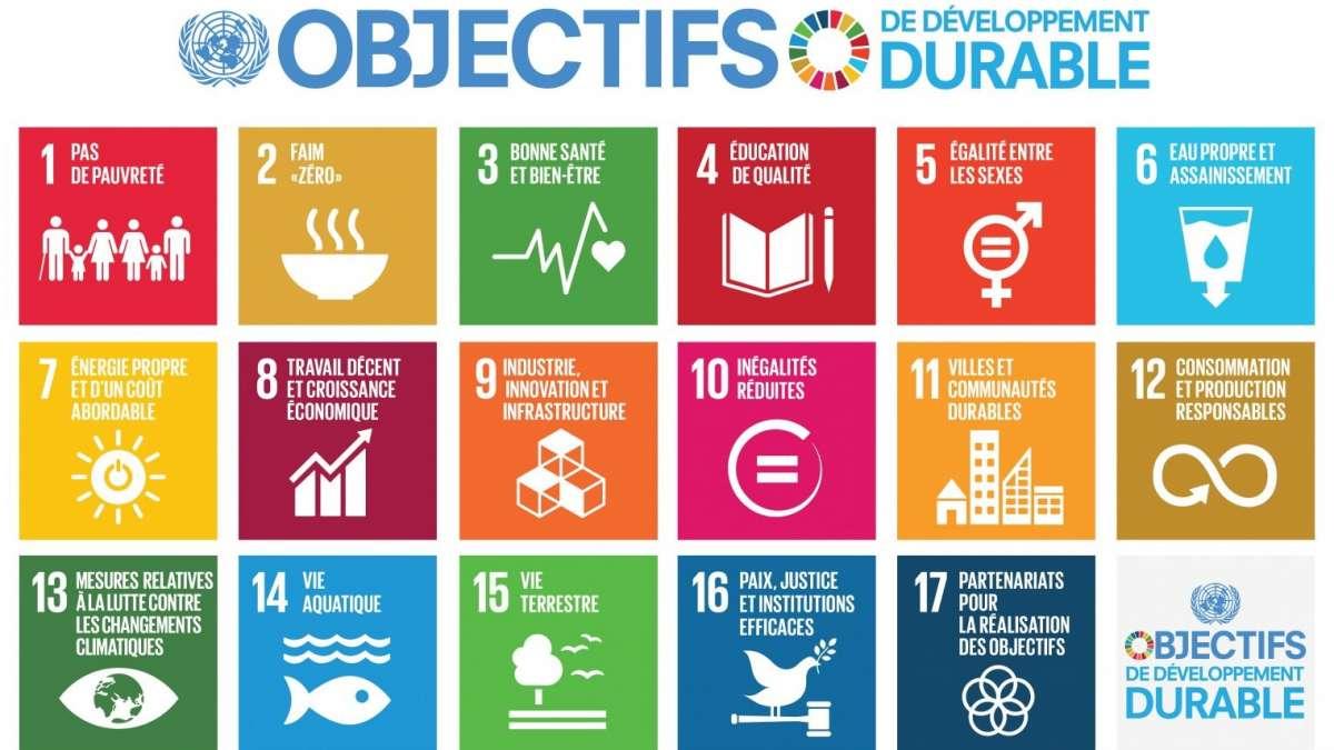 Objectif développement durable